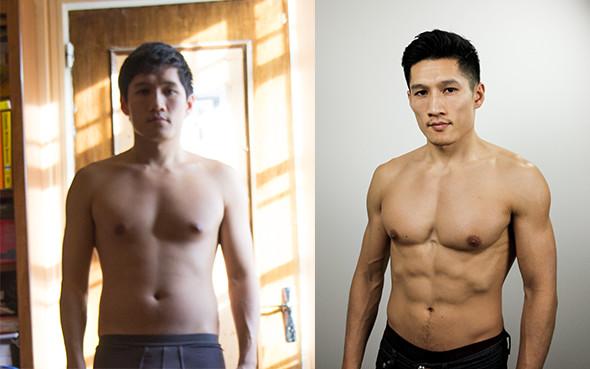 Daniel de Vivaforme, avant et après