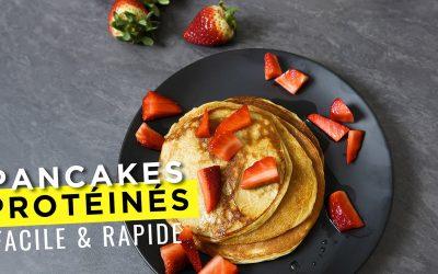 Recette de pancake protéiné