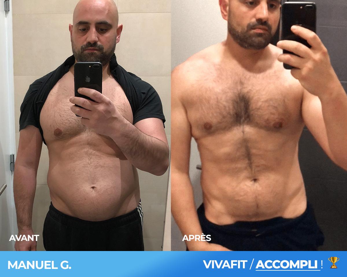 transformation vivafit manuel